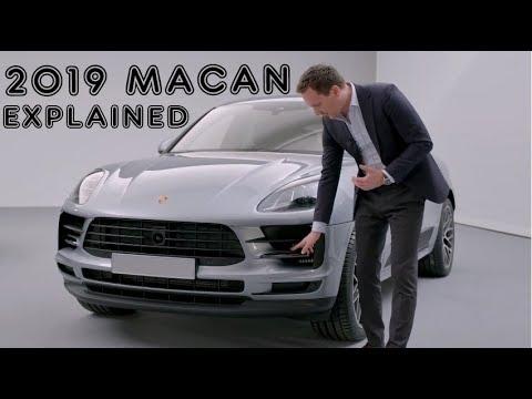 2019 Porsche Macan Presentation Highlights Features Youtube