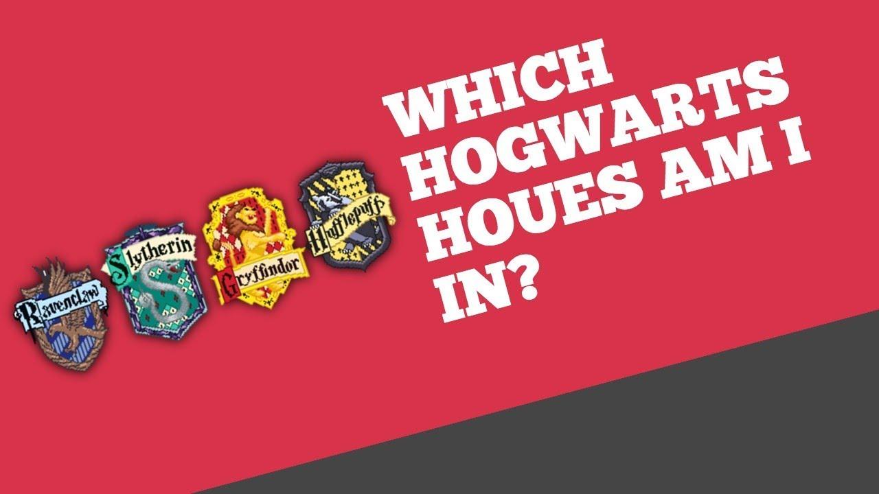 what hogwarts house am i in youtube. Black Bedroom Furniture Sets. Home Design Ideas