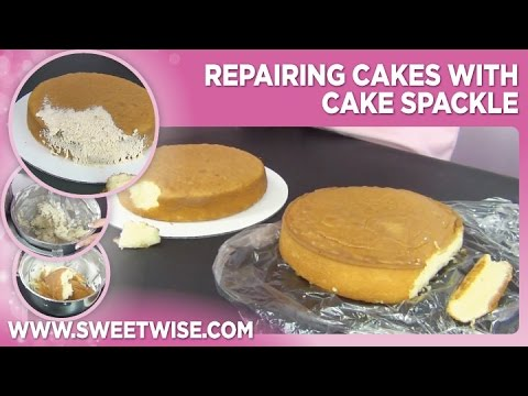 How To Make Cake Spackle