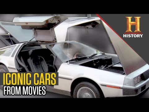 Classic Cinematic Cars | Pawn Stars