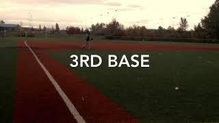 Irvin F. Blanco/ 2019 O'Dea High school - Baseball Highlights