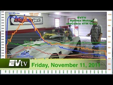 EVTV Friday Show - November 11, 2011