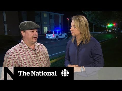 Witness to Fredericton shooting: I wanted to do something to help