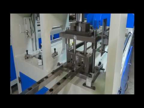 CNC Automatic Metal Hole Punch Machine