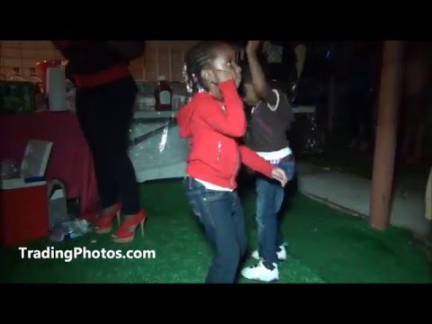 Jamaican Party, London Party, Part 1 of 4