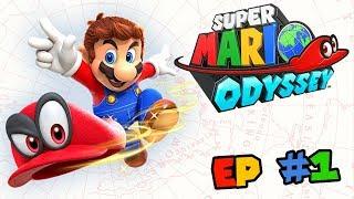 THE ULTIMATE ADVENTURE BEGINS: Super Mario Odyssey #1
