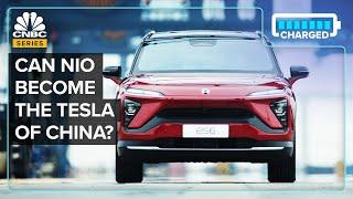 Can Nio Become The Tesla Of China?