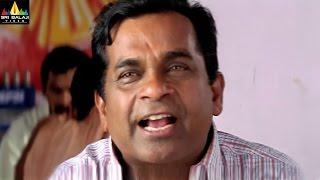 Kaasi Movie Comedy Scenes Back to Back   Venu Madhav, Brahmanandam   Sri Balaji Video