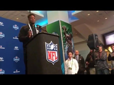 Myles Jack UCLA Top Draft Pick NFL Combine Update #NFLCombine