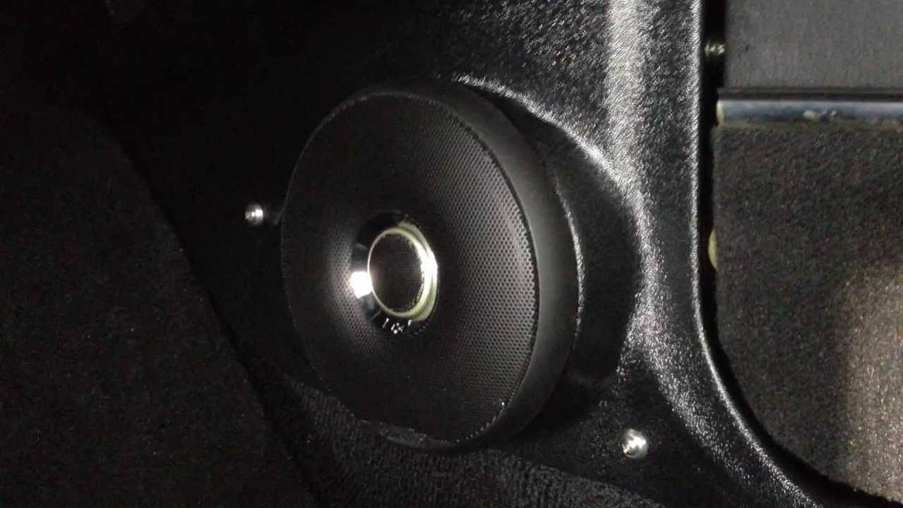 Installing Polk Audio Dxi525 Speakers Into Mp Products