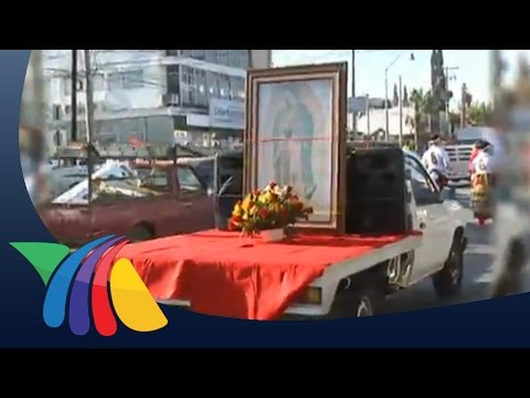 Peregrinos de Chihuahua van con la Virgen de Guadalupe | Noticias de Chihuahua