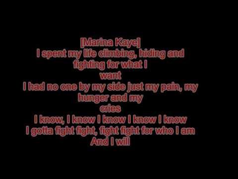 SOPRANO - Mon Everest  ft.  MARINA KAYE (Paroles)