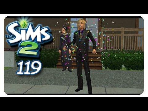 Abschluss am College #119 Die Sims 2 - Alle Addons - Gameplay [1080p]