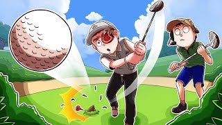 WHO IS THE BETTER IRISH YOUTUBE GOLFER?