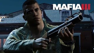 Mafia III - The World of New Bordeaux: Weapons Trailer