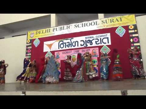 Gujarat Day Celebration by Delhi Public School ,Surat