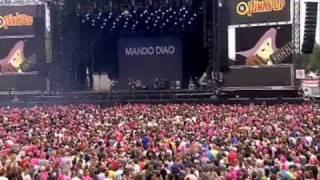 Mando Diao - Mr.Moon live in Holland