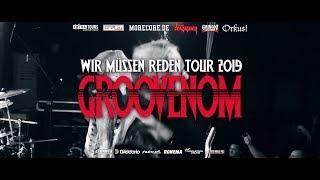 GROOVENOM - Wir Müssen Reden Tour 2019 (Tourtrailer)