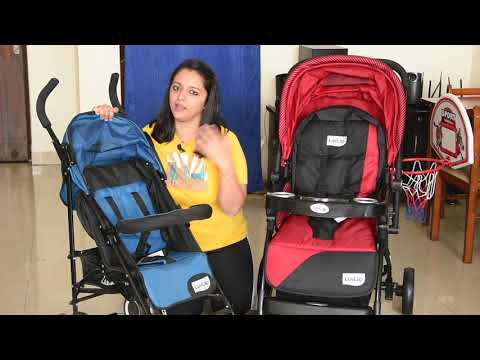 Pram या Buggy खरीदने से पहले ये वीडियो ज़रूर देखिये | What Is Best For Your Baby Stroller Or Buggy?