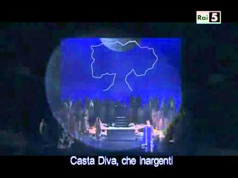 Casta diva daniela dess norma bellini youtube - Casta diva youtube ...