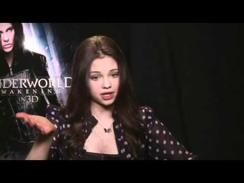 Underworld: Awakening   with Theo James & India Eisley