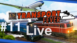 Transport Fever -Live- ★ #11 | Deutsch | PC | zu viele Waren am Umschlagsplatz