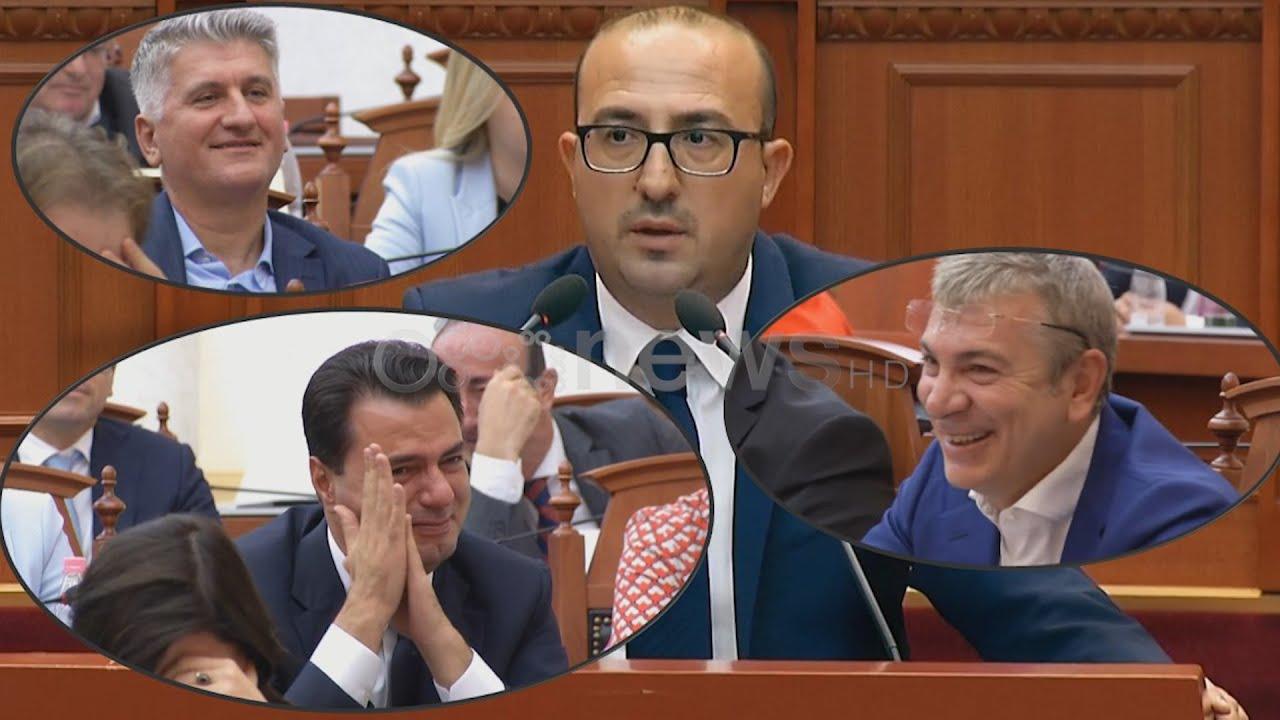 Download Të qeshura me 'lot' në orën e 5:40, deputeti i Lushnjes zgjon sallën e parlamentit
