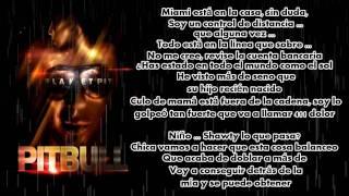 Pitbull Featuring T-Pain  Sean Paul   Shake Senora En Español