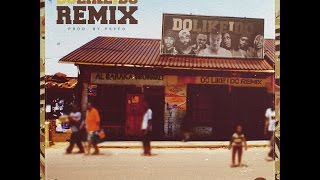 DJ Sliqe - Do Like I Do Remix (feat Riky Rick, L-Tido, Kwesta, Reason, Flabba & Nadia Nakai) [AUDIO]
