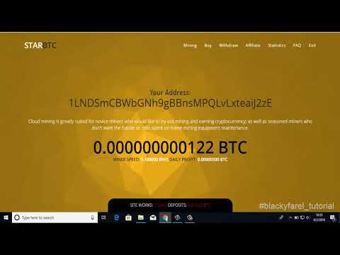 Legit !! Free Bitcoin Mining 2018 - Mining Speed 10 BHS - Earn Up 0.0005 BTC