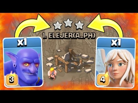 MOST POPULAR ATTACK STRATEGY vs TOP PLAYER IN WAR!! - Clash Of Clans
