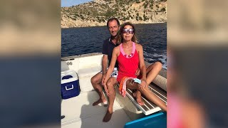 Ágatha Ruiz de la Prada, su verano más feliz al lado de Luis Gasset