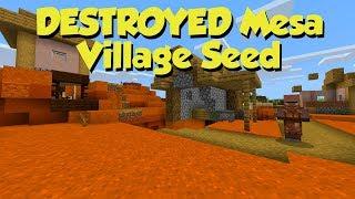 How Minecraft DESTROYED This Mesa Village