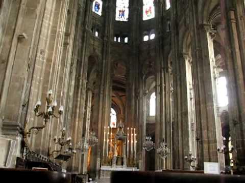 Paris organ concert in eglise saint eustache youtube for Domon saint eustache