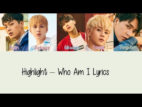 Highlight – Who Am I [Hang, Rom & Eng Lyrics]