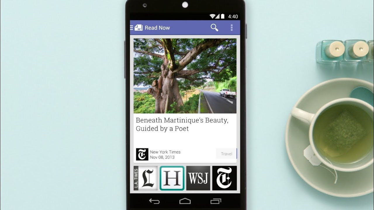 Top 5 Best Android Apps For Reading Magazines