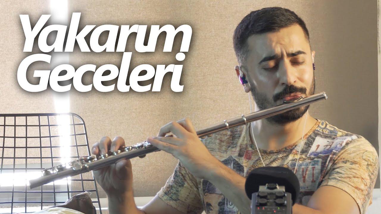 Yakarım Geceleri - Ahmet Kaya | Flüt Solo - Mustafa Tuna