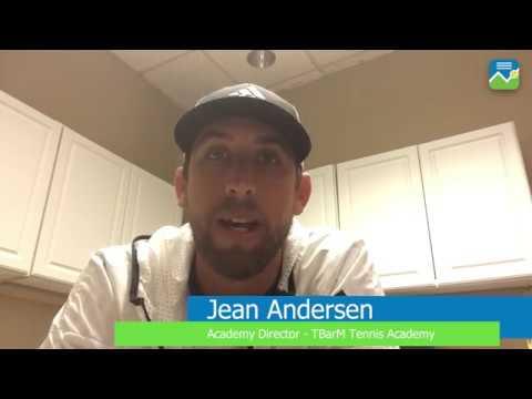 Jean Andersen - Tennis Locker Testimonial