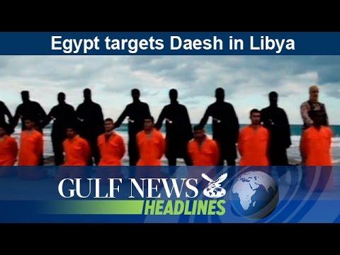 Egypt targets Daesh after killing video - GN Headlines