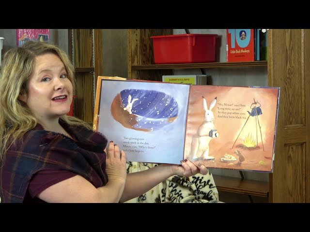 Storytime Adventures with Miss Tori: Bear Snores On