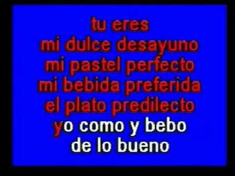 Karaoke   Cama y mesa   Roberto Carlos   K