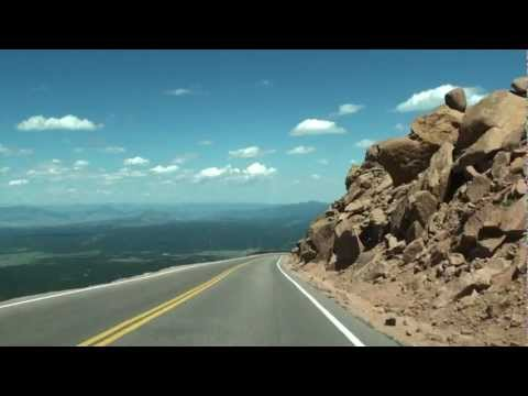 Pikes Peak Highway Downhill