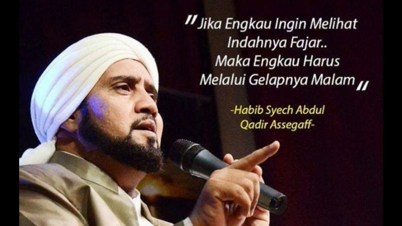 Habib Syech - Subhanallah Walhamdulillah - YouTube