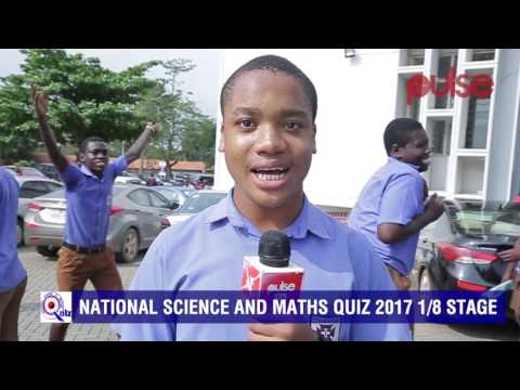 PRESEC Legon Dumps City Rivals Accra Academy & St. John's Grammar | NSMQ