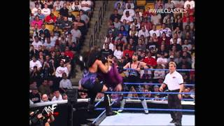 SmackDown 7/19/01 - Part 7 of 8, Jeff Hardy and X-Pac vs RVD and Kidman