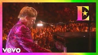 Elton John - Don't Let The Sun Go Down On Me (Madison Square Garden, NYC 2000)
