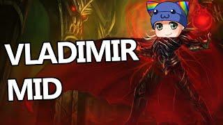 League of Legends - Vladimir Mid - Full Game Commentary