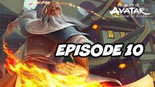 The Legend Of Korra Season 2 Episode 10 Review - A New Spiritual Age