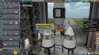 Przegląd Kosmiczny: zalążki stacji