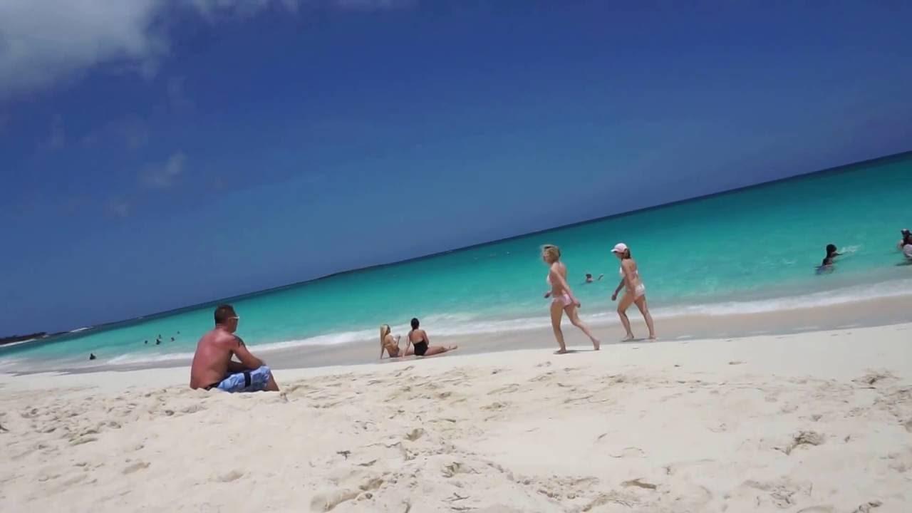 Cabbage beach nassau